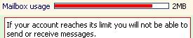 mail usage 1