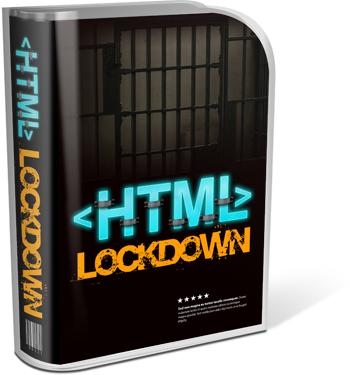 HTML Lockdown